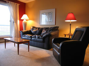 *** Fully Furnished 1-Bedroom Condo - Fort Saskatchewan ***