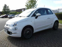 Fiat 500 LOUNGE Left Hand Drive(LHD)