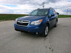 2015 Subaru Forester Touring w/ Tech pkg