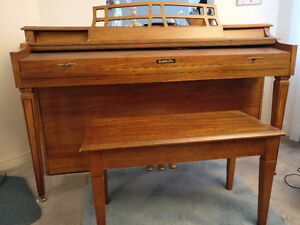 Baldwin Spinet Piano For Sale!