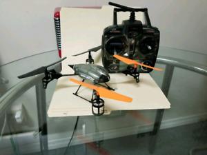 RC quadcopter/drone