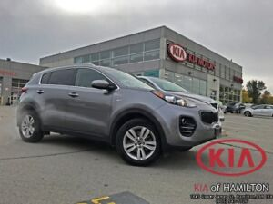 2017 Kia Sportage LX | AWD | One Owner No Accidents | Like New