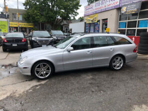 2006 Mercedes Benz E350 wagon 4 Matic AMG for Sale