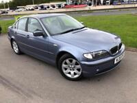 2001 BMW 325 2.5i SE auto- FSH - New MOT - ONLY 88000 Miles