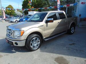 2011 Ford F-150 SuperCrew Lariat 4x4 Kawartha Lakes Peterborough Area image 3