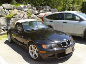 1998 BMW M Roadster & Coupe Convertible