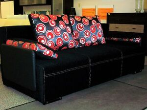 Sleep overs made easy. Queen solid sofa beds with storage. $799+