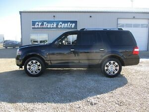 2011 Ford Expedition Limited Lthr Roof 3rd Row 4x4
