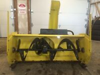 "JOHN DEERE 47"" SNOWBLOWER 425, 445, 455"