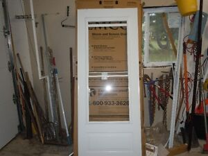 New Stormc& Screen Door