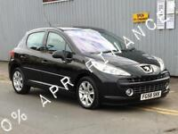 2008 PEUGEOT 207 1.6 HDi 110 Sport 5dr 2yrs free credit offer