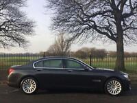 2013 63 BMW 7 SERIES 3.0 730LD SE 4D AUTO 255 BHP DIESEL