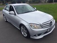 Mercedes c class 2.1 diesel ( 2008 years ) automatic very good condition