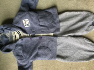 BRAND NEW 3 PC BABY OUTFIT 6/9 MOS