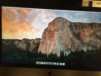 """27"""" iMac 3.5 GHz Intel Core i7 16GB 1600MHz DDR3 RAM 1TB Flash"""