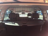 Zafira B dog guard
