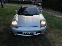 2002 Toyota MR2 1.8 VVT-i Semi-A Roadster [LONG MOT+PHONE+SH+FREE WARRANTY]