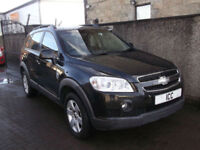 10 60 CHEVROLET CAPTIVA 2.0 VCDi LT SPORT DIESEL 5DR 7 SEATER LEATHER 1 OWNER AC