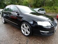 Volkswagen Passat 2.0 TDI SPORT 140PS (RECENT TIMING BELT CHANGE + PRIVATE PLATE) (black) 2006