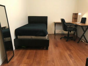 SUMMER SUBLET: Rent Room Near McMaster University(All Utilities)