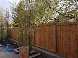 Need a new deck or fence?