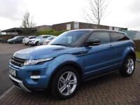 Land Rover Range Rover Evoque Dynamic Coupe Left Hand Drive(LHD)