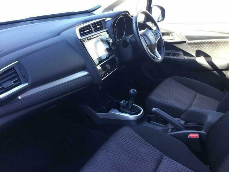 2018 Honda JAZZ HATCHBACK 1.3 i-VTEC EX Navi 5dr Hatchback Petrol Manual