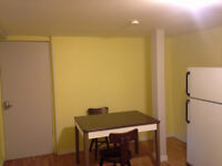 2 bedroom suite for rent available sept 1 prefer students
