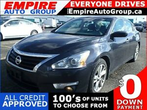 2015 NISSAN ALTIMA SV * HEATED SEATS * SUNROOF *
