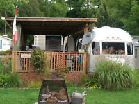 76 airstream and lot