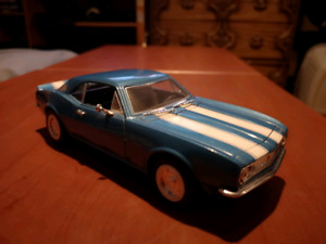 1/24 scale Chevrolet Camaro