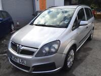 Vauxhall Opel Zafira Life 1.8i 16v 2007 7 Seater