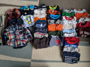 Toddler Boy Clothes 12 - 24 months (180+ items!)