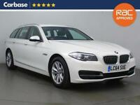 2014 BMW 5 SERIES 520d [190] SE 5dr Step Auto Estate