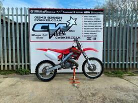 HONDA CR125 MOTOCROSS BIKE MOTOR CROSS YZ KX YZF RMZ DIRTBIKE