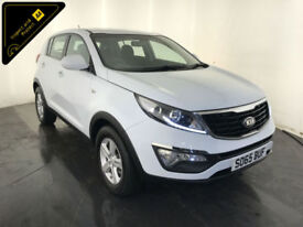 2015 65 KIA SPORTAGE 1 ESTATE 1 OWNER SERVICE HISTORY FINANCE PX WELCOME