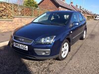 2005 (55) FORD FOCUS ZETEC CLIMATE, FULL SERVICE HISTORY, LIKE ASTRA MEGANE 307 C4