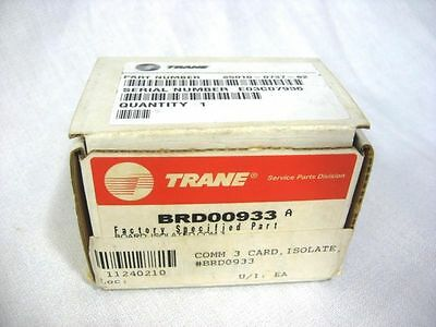 Trane Brd00933 Isolated Com 3 Board