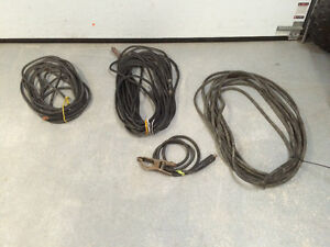 Welding cables for sale