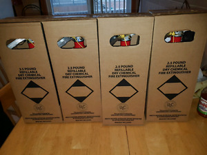 I have 4 fire extinguishers. $50 each or $150 all