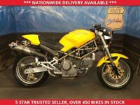 DUCATI MONSTER M900 M 900 904CC LONG MOT TILL SEPT 2018 1997 P