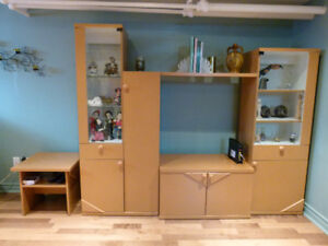 Wall Unit | Buy or Sell Bookcases & Shelves in Greater Montréal ...
