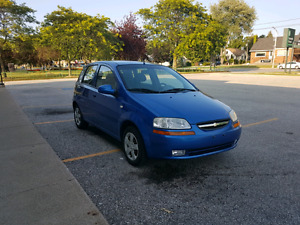 2005 Chevy Aveo excellent  car