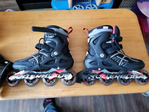 Patin rollerblade pour homme taille 11