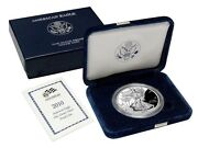 2010 Silver Eagle Proof