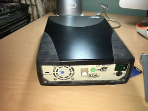 120 GB hard drive in ADS usb case cables included Oakville / Halton Region Toronto (GTA) image 1