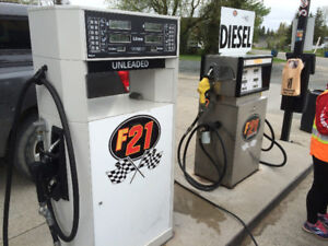 Gas Bar for sale