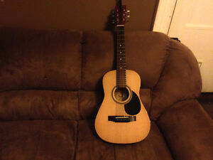 ACOUSTIC GUITAR // SALE OR TRADE // 40$