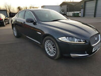 2013 Jaguar XF 2.2TD ( 163ps ) ( s/s ) Auto SE Business PX WELCOME