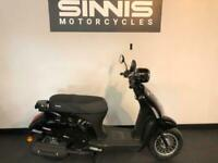 New 2021 Sinnis Encanto 50cc Moped in stock ready to go